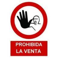 Prohibido Vender