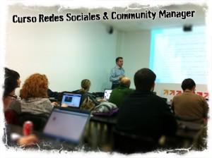 Curso Redes Sociales Girona